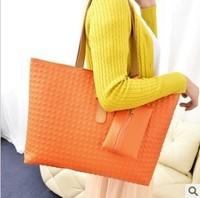 Free shipping 2014 new fashion handbags ostrich pattern shoulder bag lady hand indentation atmospheric tide bag