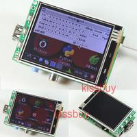 "3.2"" TFT LCD Module 240x320 RGB Touch Screen Display Monitor For Raspberry Pi B"