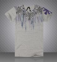 Men's t-shirt short-sleeved summer short-sleeved T-shirt Slim Men's casual short-sleeved t-shirt printing