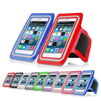 Colorful Solf Belt Neoprene Waterproof Running Sport Outdoor Gym Armband Case holder cover For iPhone 6 4.7inch case for iphone6