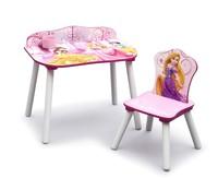 Princess Desk and Chair Set