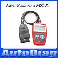 New Autel MaxiScan MS309 OBDII OBD2 EOBD Car Diagnostic Scanner Code Reader Scan Tool DiagnosticTool