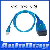 High Quality VAG409 USB COM, Vag 409.1 USB KKL Interface , Vag 409 USB Cable FAST Free Shipping