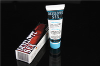 Christmas Gift ~! EMS Free shipping Sex Developpe Sex Delay Cream Penis Enlargement Cream Male Lubricant sex oil