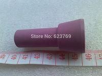 Free Shipping 20pcs/lot Ceramic Sandblast Nozzle, Porcelain Sandblasting Tip Size 53*15/24*6mm