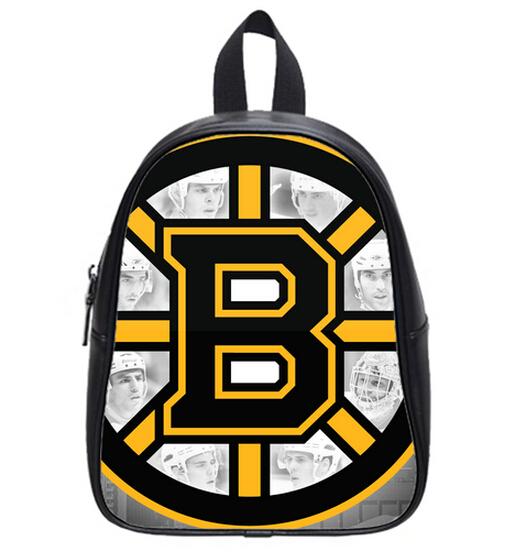 Custom Boston Brins Design Book Bag School Travel Sports Outdoor School Bag Backpack for Students/Children (Large) Ur1001(China (Mainland))