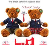 Teddy Bear Plush Toy Bear Doll Birthday Gift for Girl