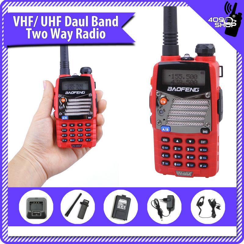 136/ /400/480 UHF/VHF BAOFENG UV5RA UV5RA-PLUS-R