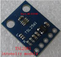 5pcs/lot GY-2561 TSL2561 Light intensity sensor module intensive modules