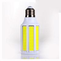 Super bright COB led corn bulb 12W white warm white led lamp E27 B22 E14 led cob light AC220V/AC110V