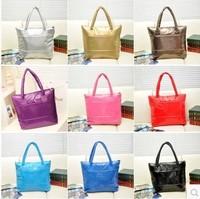 High quality 9 color  Winter down women  designer handbags  fashion women bag,Leisure feather shoulder handbags for female!