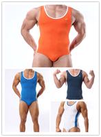 New 2014 Swimwear Men Swimming Trunks fin de surf Swimsuit sexy Swim brand fitness Water Sports suit Bikini freeshipping
