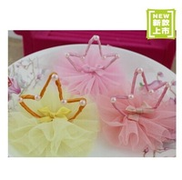 {Min.Order $15} 12pcs/Lot Net Fabric  Crown Semi-Part/ Accessories For Hair Accessories/Garment/Caps/Jewelry/Bags/Shoes DIY