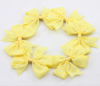 New Boutique Baby Girl Hair Bow with Clips Fashion Felt Bow Clips for Girl Hair Accessories Princess Girl Hairpin 30pcs/lot