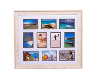 20x24 inch Photo frame and 8 Multi-Frames  or 50x60cm wall decor Family Multi Frames