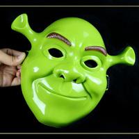 Shrek Cartoon Mask Anime Halloween Masquerade Party Face Children Funny Toy