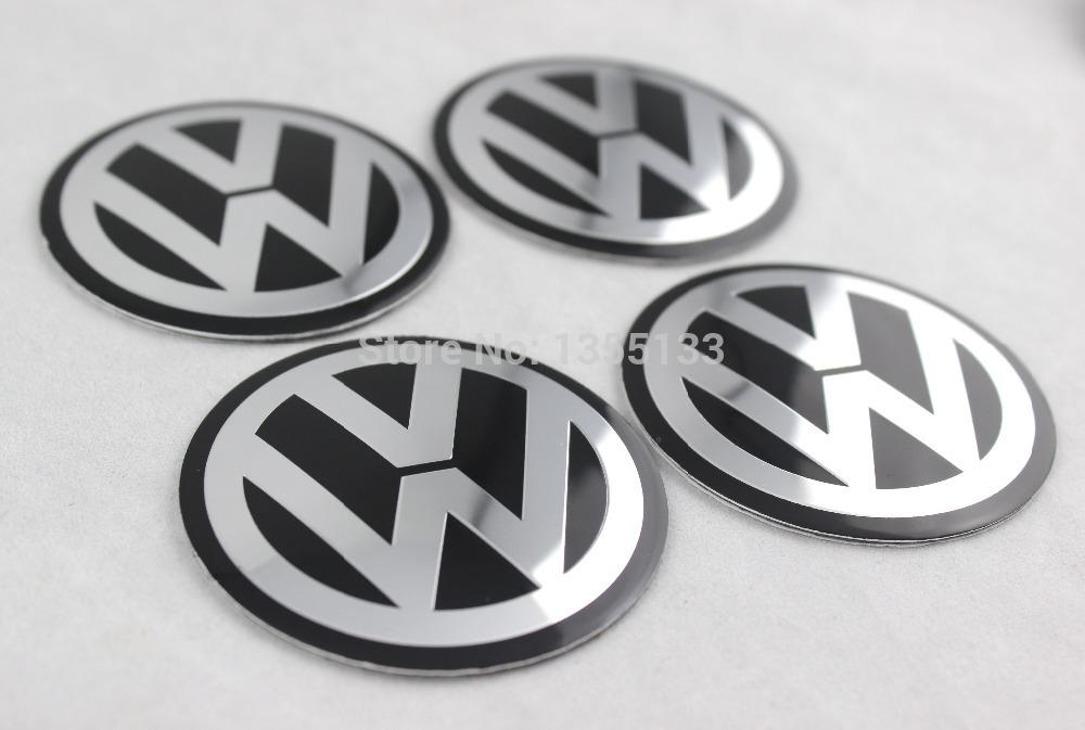 4pcs 58mm 64mm Opel Electroplate Wheel Hub Cap Emblem Badge