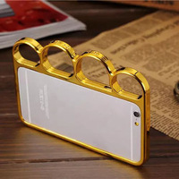 New Arrivals 4.7 Inch Lord Rings Knuckles Finger Frame Bumpers case For iphone 6 phone case cover 1pcs