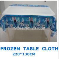 Frozen movie Elsa Anna kid boy girl baby happy birthday party decoration kits supplies favors frozen table cloth