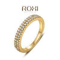 2015 ROXI Christmas Gift Classic Genuine Austrian Crystals Fashion Magic Ring 100% Man-made Big OFF Christmas