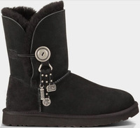 Free Shipping 2014 new style U-Brand 1005382 Snow Boots 100% Twinface Real Sheepskin and wool, Womens winter boots