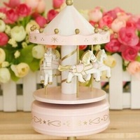 Music Boxes Carousel music box music box birthday gift ideas holiday gift craft ornaments