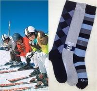 winter outdoor sport stocking,coolmax sock, Bridgedale trekking stocking skiing moisture-wicking socks