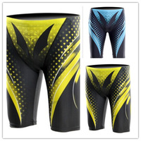 New 2014 Swimwear Mens Swimming Trunks Shorts For Men Swimsuit Sexy Low Rise Water Sports Beach Freeshipping L - XXXL