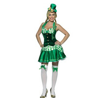 Halloween Witch And Clown Costumes Women Sexy Green Role Play Cosplay Party Costumes fantasias femininas AN183