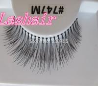 eyelashes extension human hair false lashes extension #747M