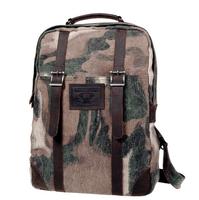 Hotsale new arrival camo canvas backpacks ,fashion cool hiking bags school bag  L141AI04