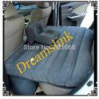 2014 latest inflatable car bed +Air Pump +2 pcs Pillow skoda rapid car seat cushion car pillow for All cars