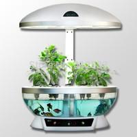 Indoor smart garden grow many plant flowers,vegetables