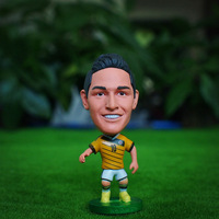 KODOTO Soccer Doll 10# JAMES (COL) 2014 World Cup