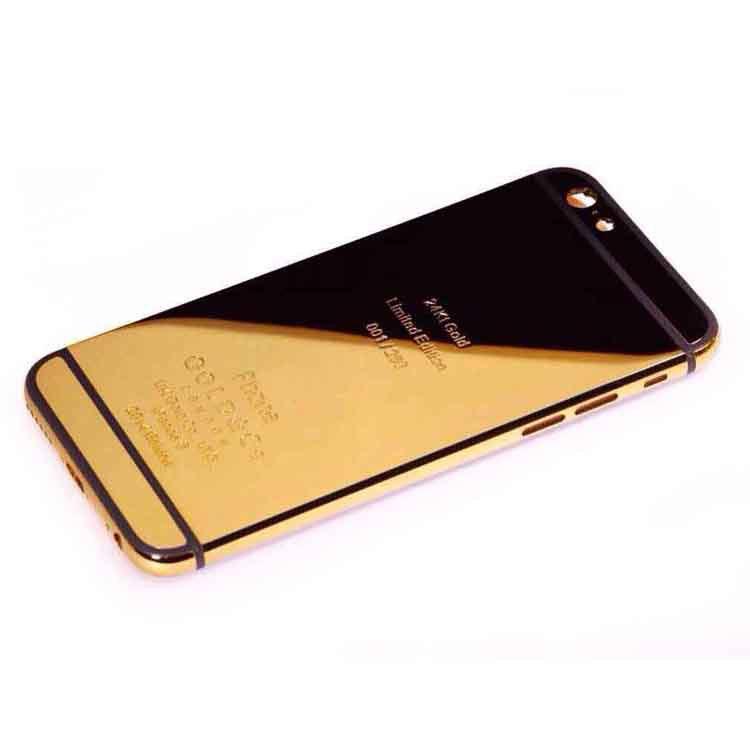 iphone 6 phone case gold
