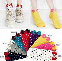 5Pair/Lots 2014 New Socks For Girl and Women HIGH QUALITY Baby Socks Girl or Children Cotton Socks