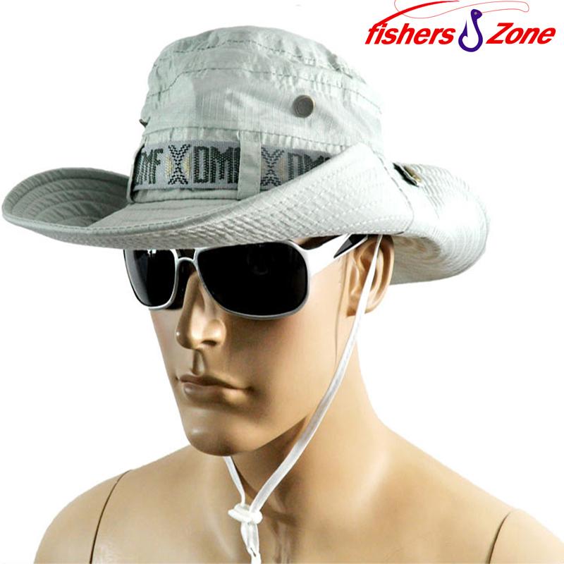 Cool Sun Hats for Men Fishing Hat(China (Mainland))