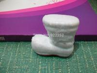 5CM handmade white styrofoam ball artificial foam eva rboot shapes,diy craft decoration accesorios for halloween,christmas,