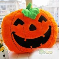 Pumpkin Pillow Plush Toy Halloween Present