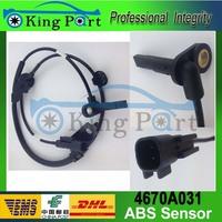 Free Shipping Mitsubishi Outlander / Lancer Good Quality ABS Sensor 4670A031 For Sale