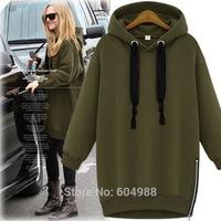 Fashion Women Hoodies Fleece Pullovers for Women Autumn Coat Long Sleeve Sweatshirts for Lady Hoody Loose