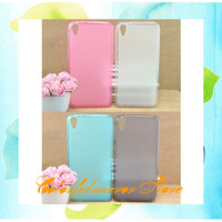 For HTC Desire 820 TPU Cover Soft Silicon Case Protective Phone Skin Silicone Cover Free Shipping