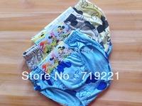 2013 High Quality Factory Wholesale Boy Briefs Short Panties 5 Sizes Cute Cartoon Underwear CN Air Mail Free Shipping