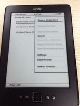 schwarze farbe Kindle 4 mit USB-Kabel und ladegerät- Amazon Kindle 4 e- leser d01100( überprüfen Sie bitte die Beschreibung vorsichtig)(China (Mainland))