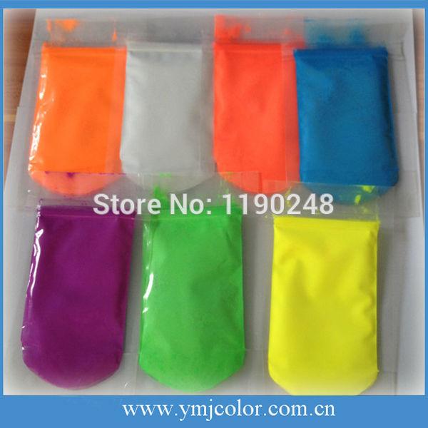 Resin Fluorescent Pigment Powder(China (Mainland))