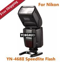 Yongnuo YN-468II Camera Flash Light TTL Speedlite Flash for Nikon D800E D600 D700