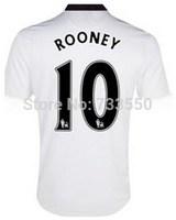 A+++ new 14 15 home away Jersey 2015 Rooney Van PERSIE Soccer jerseys Football shirt the city Manchester