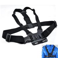 Shoulder Chest Belt Strap Mount For Gopro Accessories SJ4000 Accessories Gopro Hero HD Hero 1 2 3 3+ Outdoor Action Camera New