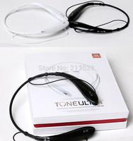 HBS-800 Whloesale Bluetooth Headfree sports stereo Headphones For LG Bluetooth Headsets HBS800 For Car driver sport Earphones
