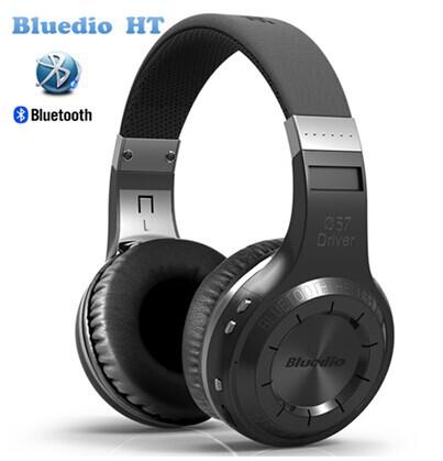 Bluedio HT Wireless Bluetooth 4.1 Stereo Headphones Earphone built-in Mic handsfree for calls and music Headset Original Box(China (Mainland))